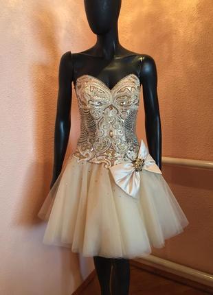 Платье на выпускной/свадьбу/фотосессию