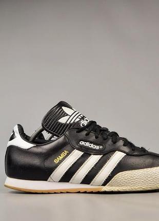 Мужские кроссовки adidas samba, р 43.5
