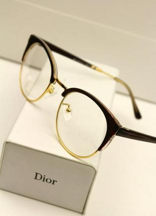Black friday 🔥 модные очки с прозрачными стеклами