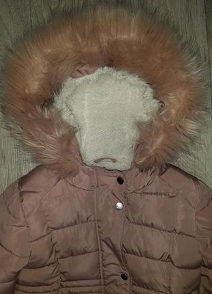 Курточка, пуховик,  primark на девочку