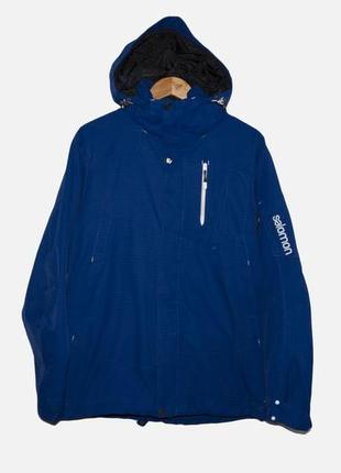 Крутейшая горнолыжная куртка salomon