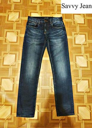 Джинсы от savvy jeans, оригинал w29 l 32