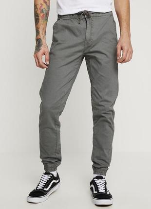 Штаны с резинкой брюки штани