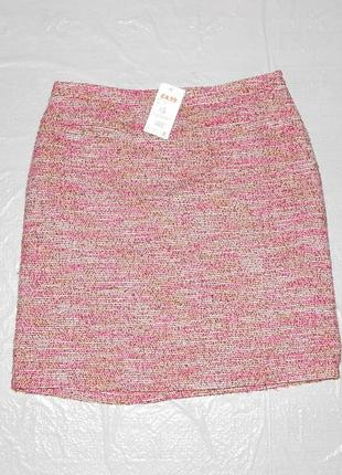 Теплая юбка миди laura ashley