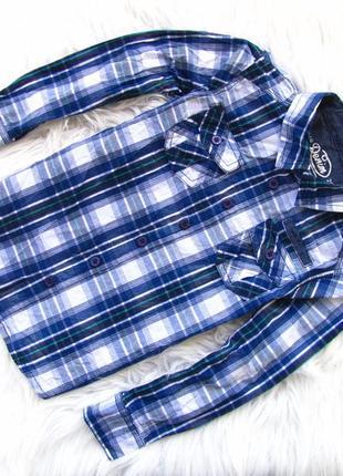 Качественная и стильная рубашка   f&f