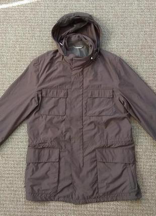 Ermenegildo zegna куртка made in italy оригинал (54 - xl)