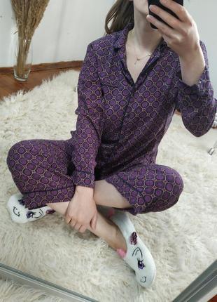 Пижама, піжама, домашний костюм, одежда для дома, домашній одяг
