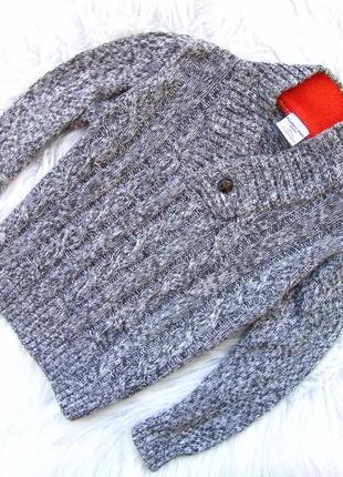 Стильная кофта свитер polarn o.pyret.