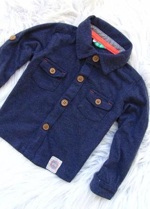 Качественная и стильная рубашка   hema