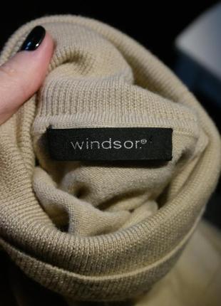 Шерстяной гольф windsor