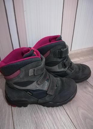Зимние ботинки 33 р.