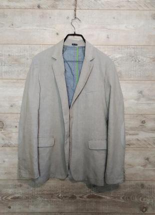 Zara мужской стильный пиджак жакет