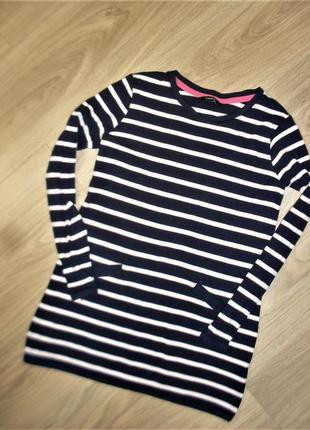 Теплое платье-туника на 7-8лет1 фото