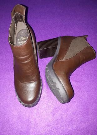 Демисезонные ботинки черевики черевички ботильоны