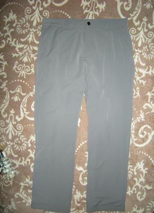 Фирменные утепленные штаны