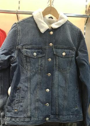 Джинсовка жакет куртка ostin2 фото