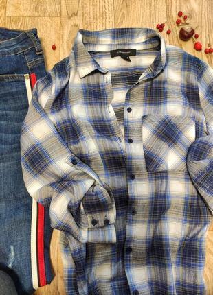Рубашка в клетку. ➡️ распродаю свои вещи! большой выбор