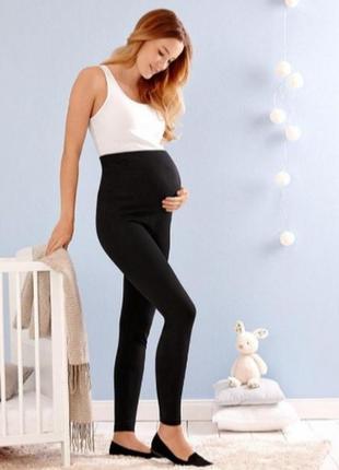 Плотные леггинсы для беременных esmara германия р.l++.