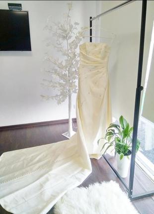 Свадебное платье pronovias! barcelona