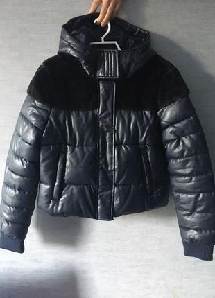 Куртка тёплая orfeo negro