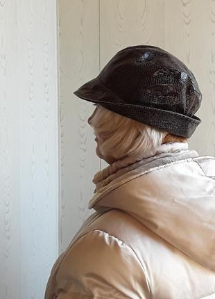 Шляпка под кожу п тона