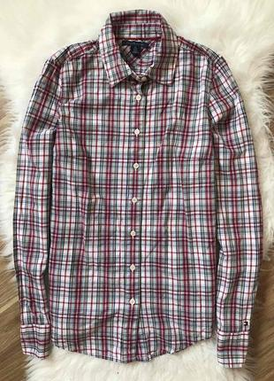 Женская рубашка tommy hilfiger