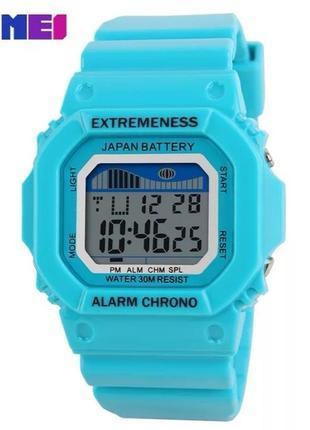 Водонепроницаемые ударопрочные спортивные цифровые часы