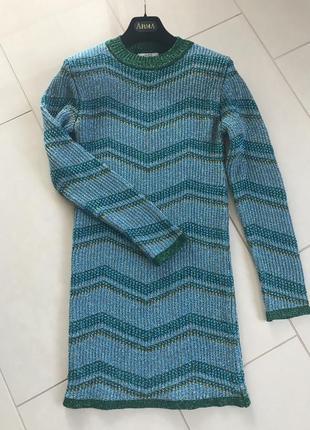 Платье дизайнерское стильное модное ganni размер s