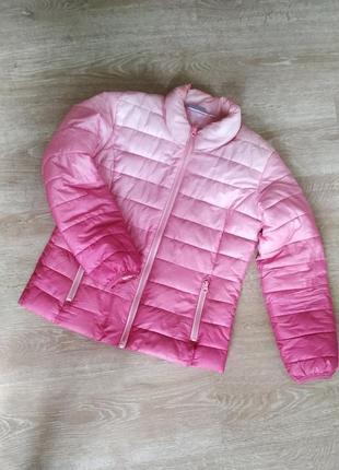 Куртка градиентная