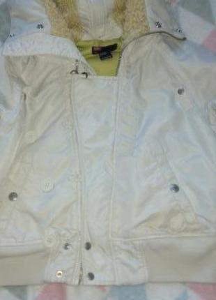 Куртка-бомбер, оригинал фирмы diesel размер l, отдам бесплатно при покупке 2 моих лотов