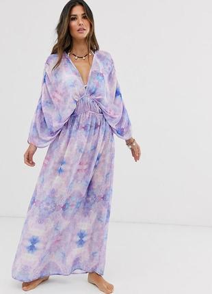 Unique21 розкішна кольорова сукня-оверсайз на будь-яку фігуру