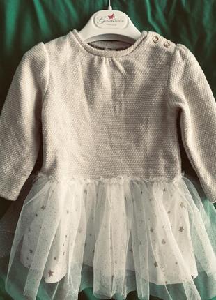 C&a платье/туника с легинсами