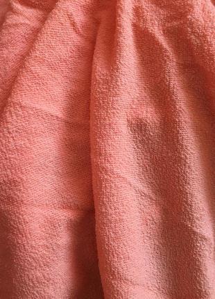 Двухспальный комплект махрового постельного белья