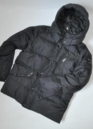 Теплая зимняя курточка diezel