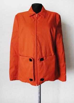 Куртка с отстежными карманами otto kern
