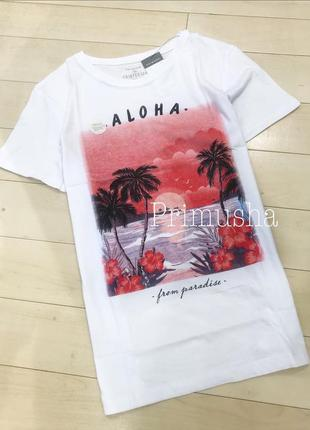 Primark женская футболка