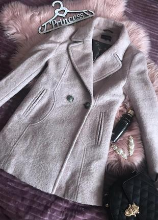 Пальто короткое шертяное next