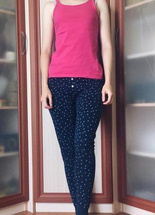 Пижама майка и штаны