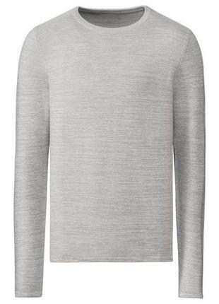 Livergy® мужской тонкий вязаный свитер р.с