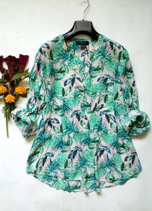 Лёгкая невесомая блуза 16