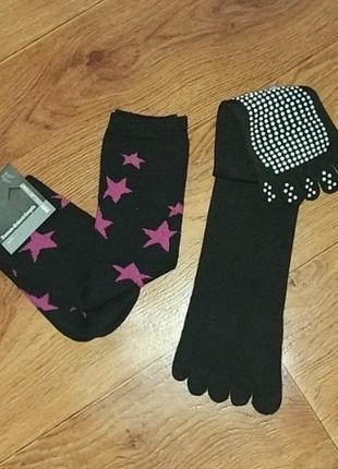 Немецкие носки с пальцами гольфы гетры