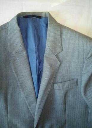 Финский элегантный костюм - тройка. 52 р.  finland