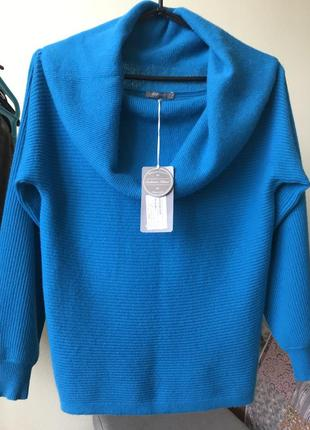 Тонкий теплый свитер в составе кашемир orsay
