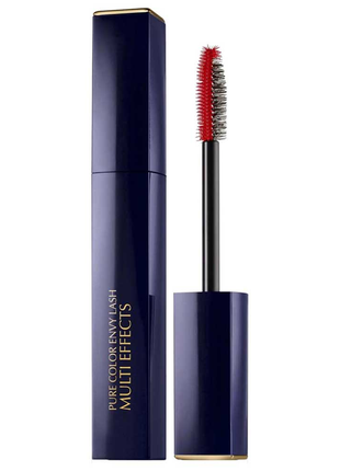 Туш для вій estee lauder pure color envy lash multi effects 6ml, 01 black