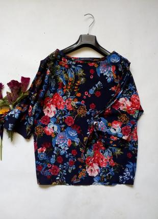 Блуза с завязками на рукавах 16
