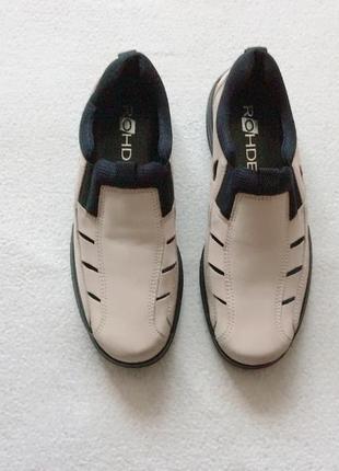 Туфли rohde(германия)