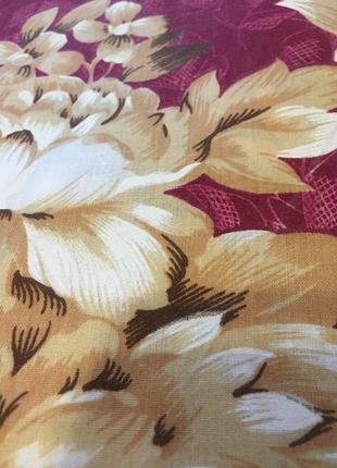 Двухспальный комплект постельного белья хлопок ранфос