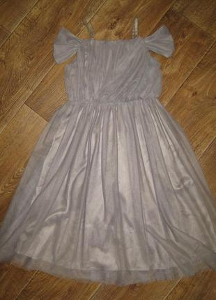 Шикарное вечернее платье paisley of london