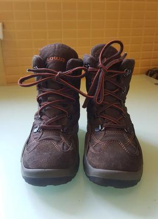 Детские демисезонные ботинки lowa оригинал