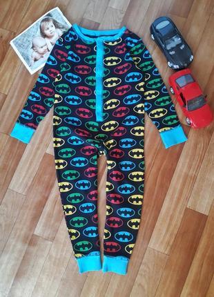 Пижама, слип, комбинезон george 5-6лет batman